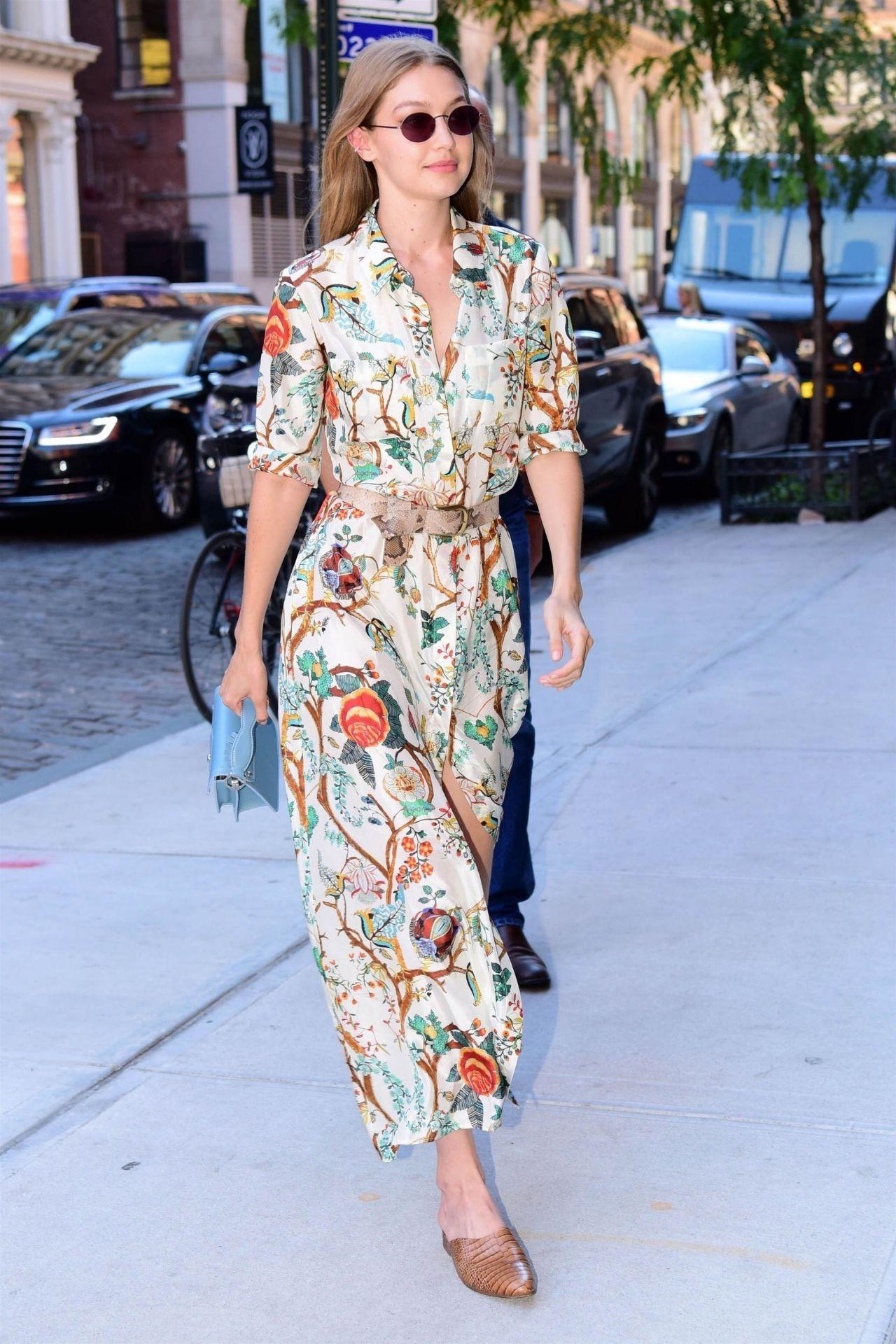 Fashion Seleb Amerika di Musim Panas
