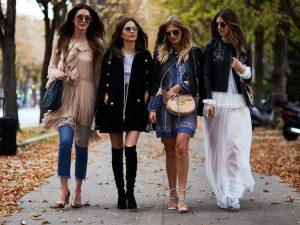 Mari Berkenalan Dengan Fashion Ala Wanita Amerika