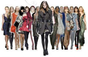 Perkembangan Fashion Dan Mode Wanita Di Amerika
