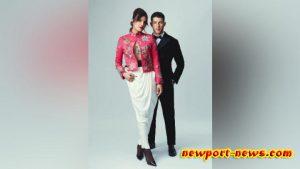 Priyanka Chopra Fashion Bold Blazer Kupu-Kupu