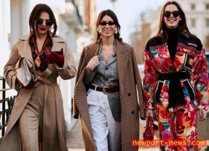 Tren Mode Fashion Pada Musim Dingin 2021