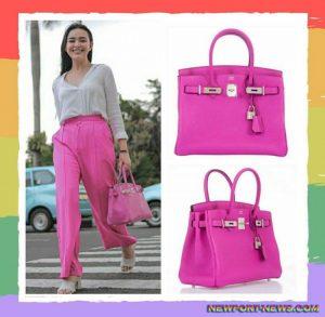 Fashion Item Milyaran Dari Amanda Manopo
