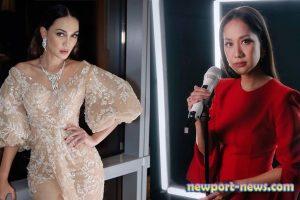 Fashion Bunga Citra Lestari vs Luna Maya Gucci Seharga Rp 33 Juta