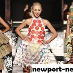 Fashion Show Unik Kolaborasi Dari Kuliner Indonesia